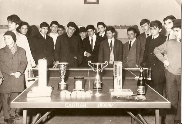 1964 Memorial GP. Cassani